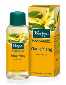 Olejek do masażu Ylang - Ylang 100 ml