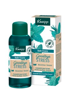 Olejek do kąpieli Goodbye Stress 100ml.
